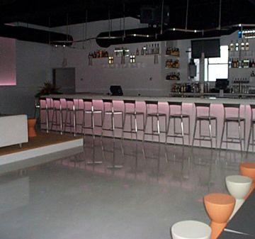 VIP Club Seating