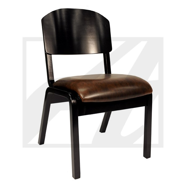 Hancock Side Chair Brown