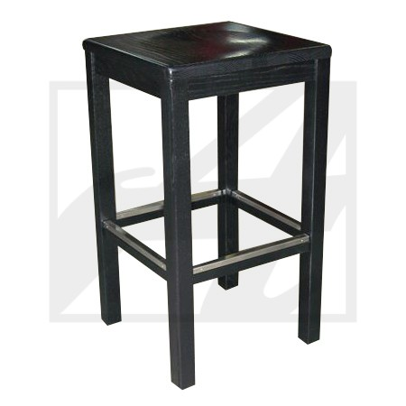 Fontaine Wood Seat Backless