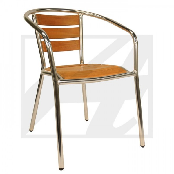 Scanner Arm Chair