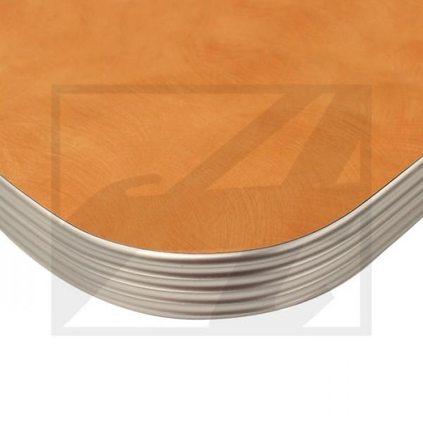 Laminate-with-Grooved-Aluminum-Edge