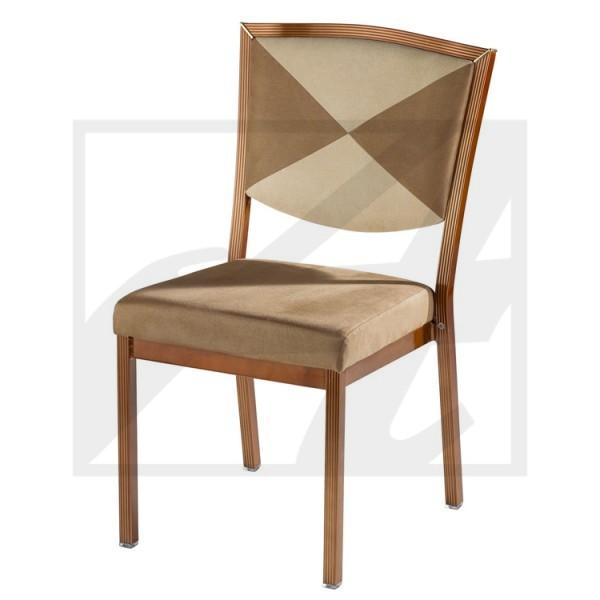 Elliot W/ X Back Banquet Chair