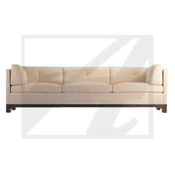 Plush Sofa