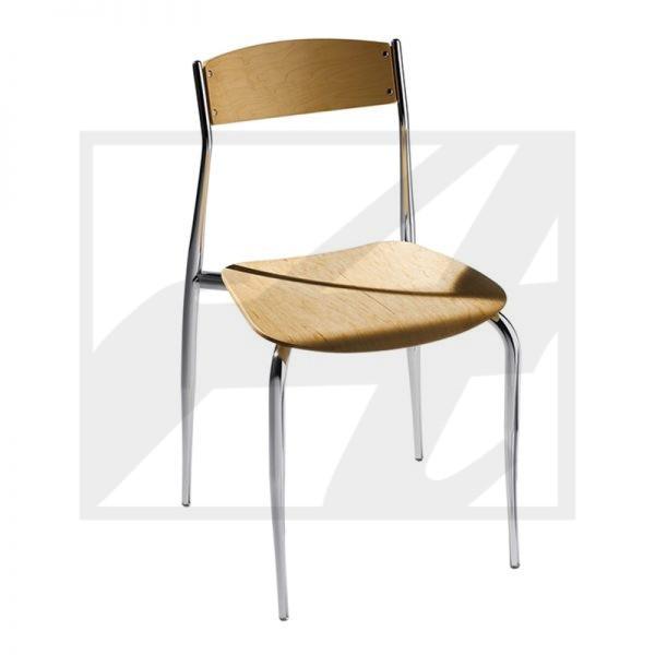 Babbo Chair Wood