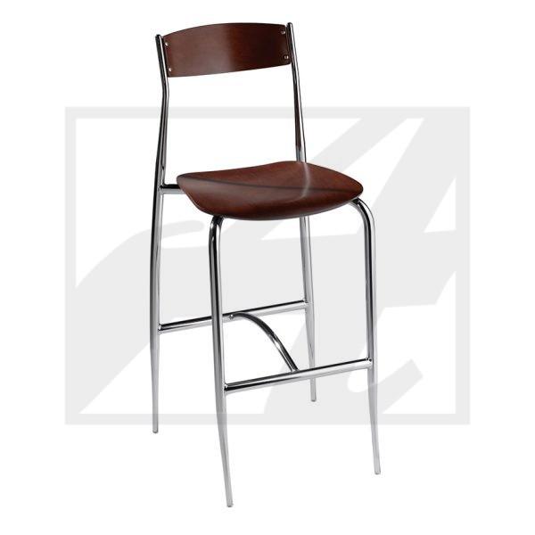 Babbo Chair Wood Barstool
