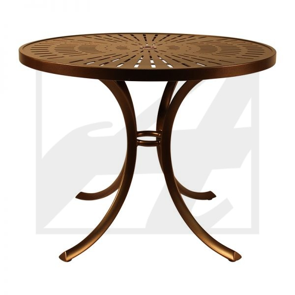 ANEJO OUTDOOR TABLE-36IN