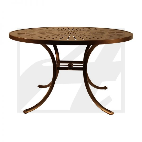 ANEJO OUTDOOR TABLE-48IN