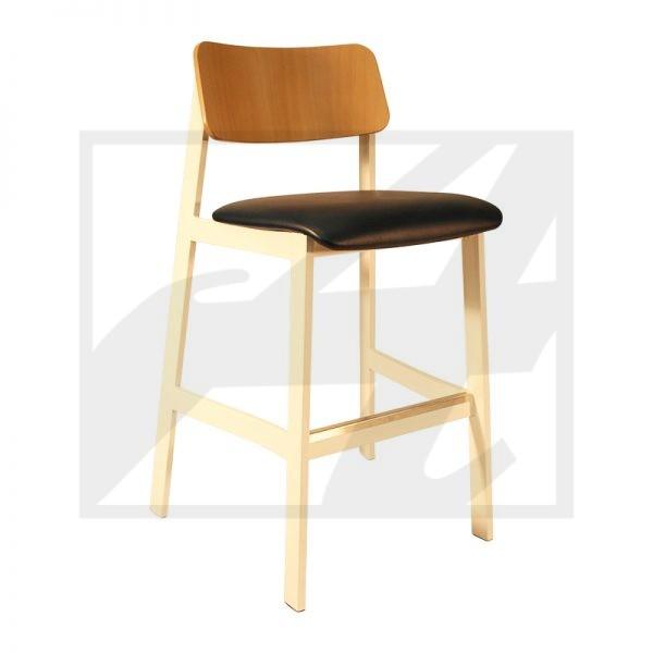 STADIUM BARSTOOL W-UPH SEAT (1)