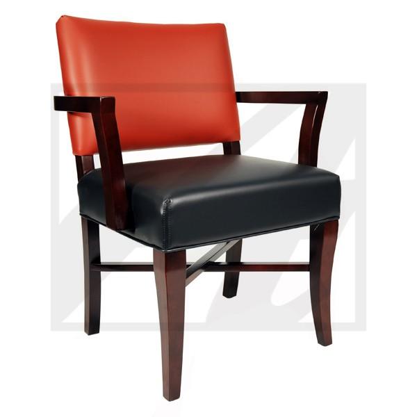 Monogram Arm Chair