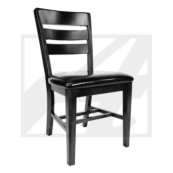 Barrington Chair Black & White