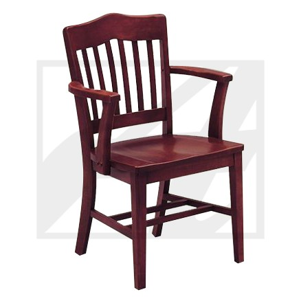 Classic Peak Arm Chair