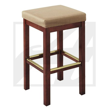 Fontaine Backless Barstool