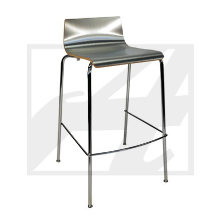 Sleek Barstool