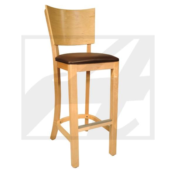 Soda Barstool (upholster)