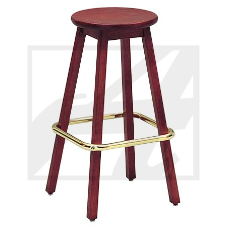 Pub Backless Barstool
