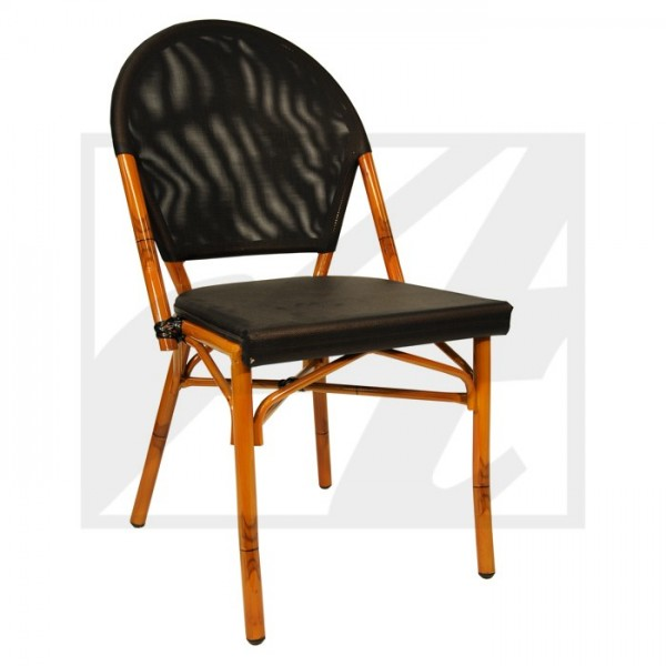 Cannes Faux Rattan Chair
