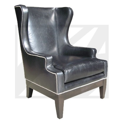 Back Bay Wing Chair