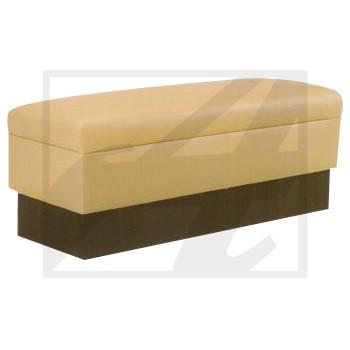 Hallmark Backless Bench