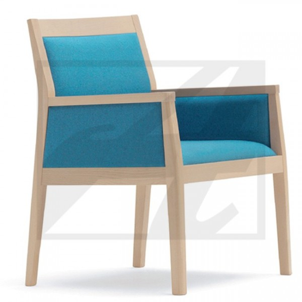 Parker Settee Lounge Chair