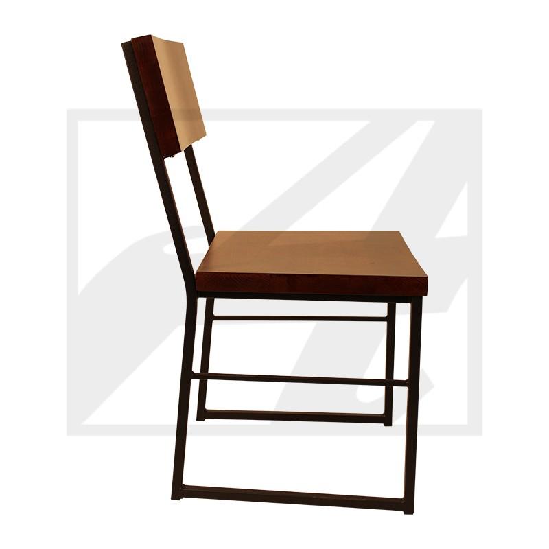 Groovy Baker Dining Chair W Sled Back 2 American Chairamerican Evergreenethics Interior Chair Design Evergreenethicsorg