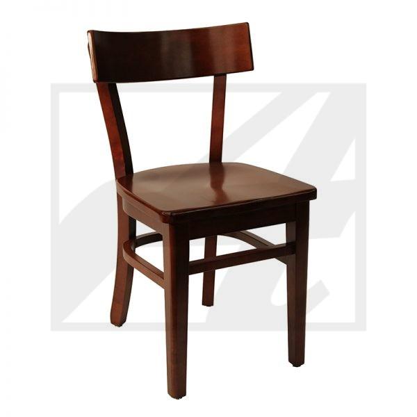 Einstein side chair 1