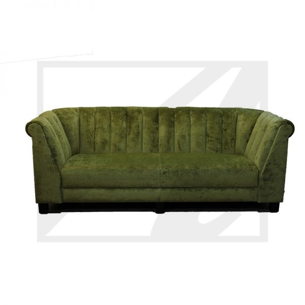 The Grand – Uph Sofa – Venetian Moss (1)